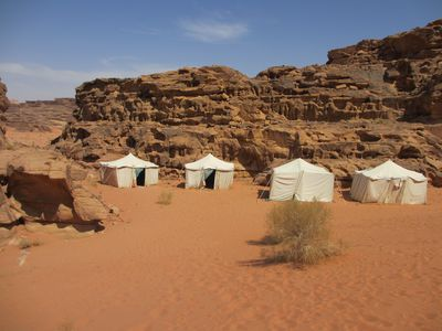 Camping Obeid's Bedouin Life Camp