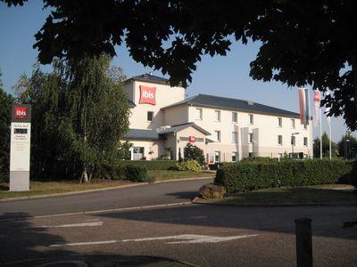 Hotel Ibis Thionville Porte du Luxembourg