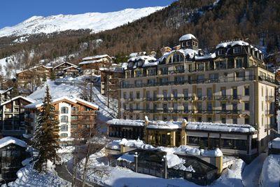 Hotel Park Beau Site