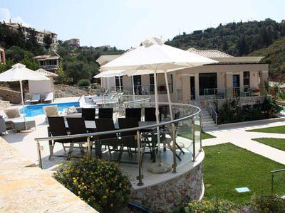 Villa Karvouno Deluxe Villas