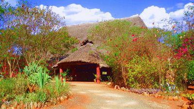 Lodge Red Elephant Safari Lodge