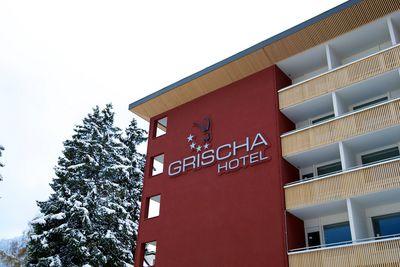 Hotel Grischa DAS Hotel Davos