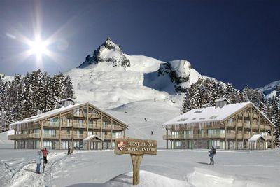 Appartement Mont Blanc Alpine Estate