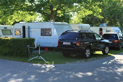Camping Donaupark Camping Klosterneuburg