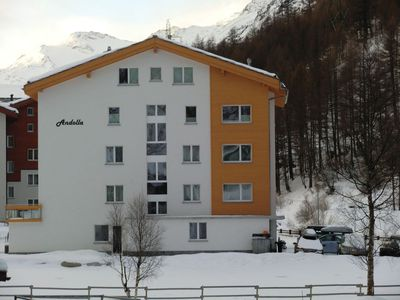 Appartement Ferienwohnung Andolla