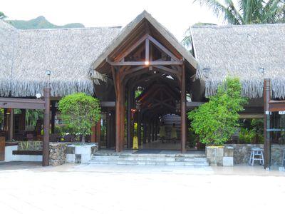 Hotel Moorea Pearl