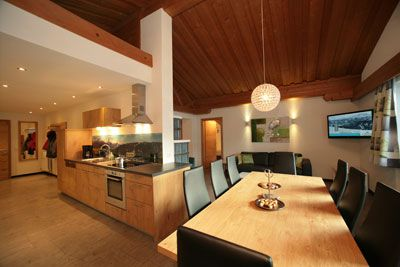 Appartement Alm-Appartement Zell am See
