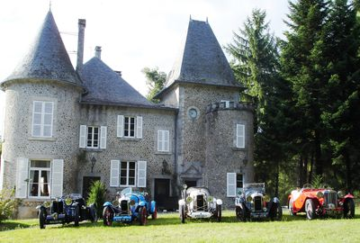 Kasteel Chateau de Mialaret