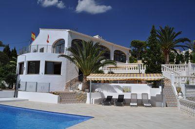 Vakantiehuis Villa Jaconne