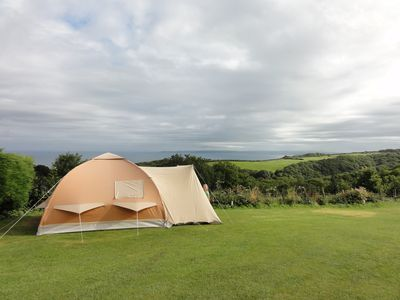Camping Steart Farm Touring Park