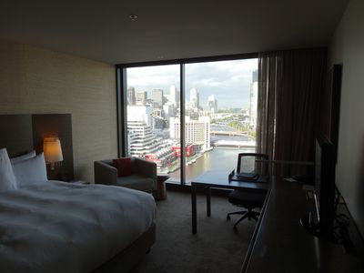 Hotel Hilton Melbourne South Wharf