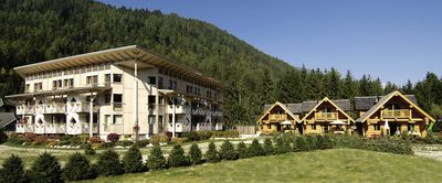 Camping Residence Chalets Corones