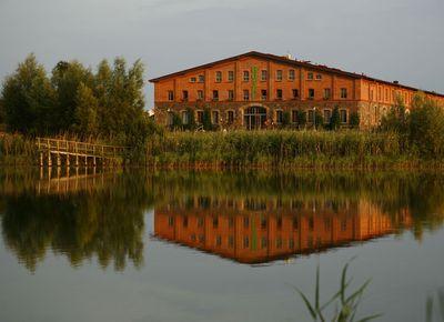 Hotel Landhotel Zur Scheune (Bollewick)