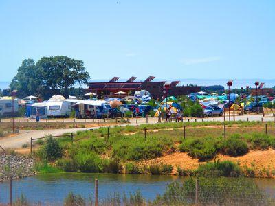 Camping Ecocamping Resort Zmar
