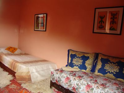 Bed and Breakfast Dar Toubkal Panorama