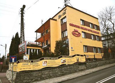 Hotel Ośrodek Usług Hotelarskich Kinga