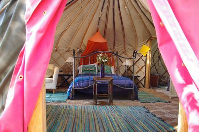 Bed and Breakfast Yurt Holiday Portugal