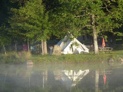 Camping L'Etang du Camp