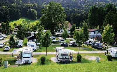 Camping Mondsee Land
