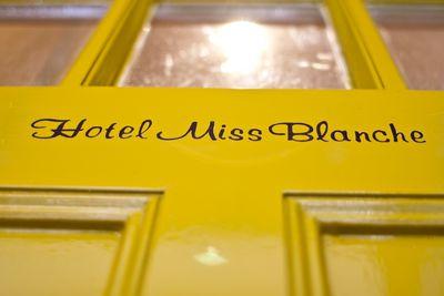 Appartement Miss Blanche