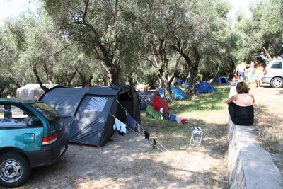 Camping Municipal du Plateau Saint Michel