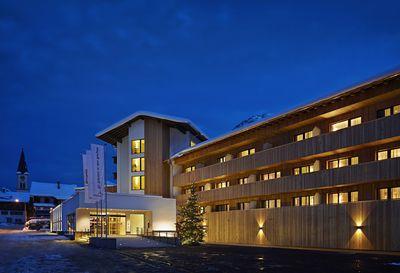 Hotel Sporthotel Silvretta Montafon