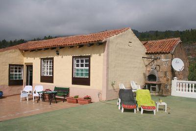 Vakantiehuis Finca Azebuche