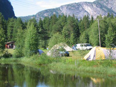 Camping Flateland