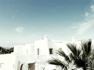 Hotel San Giorgio en Paraga Beach