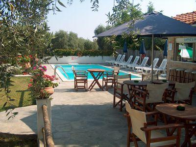 Vakantiehuis Villa Dafni Studios