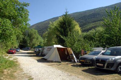 Camping La Ferme de Castellane