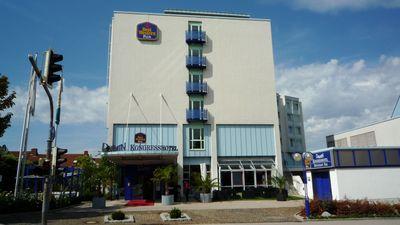 Hotel Best Western Plus Palatin Kongresshotel