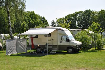 Camping Plattelandcamping Ideaal