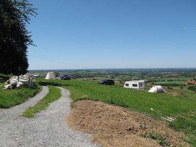 Camping Château de Satenot
