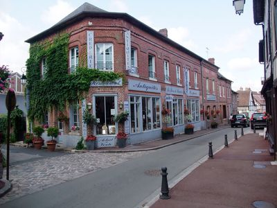 Hotel Les Lions De Beauclerc