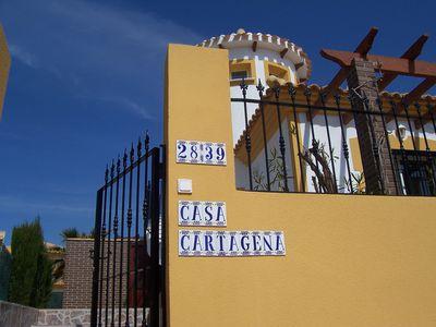 Vakantiehuis Casa Cartagena