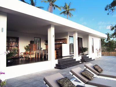 Vakantiehuis Villa Rasa Senang