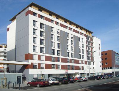Aparthotel Sejours & Affaires Angers Atrium