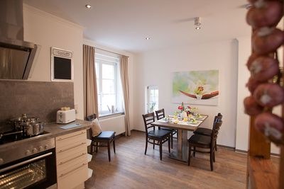 Appartement City Appartements am Wall