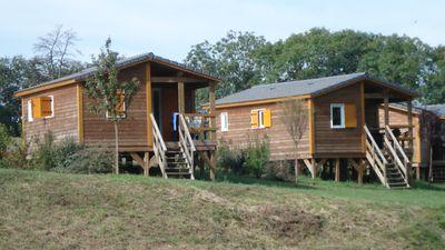 Camping du Lac de Bonnefon