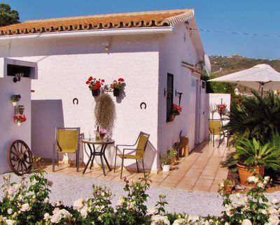 Vakantiehuis Casita Balcón de Andaluz