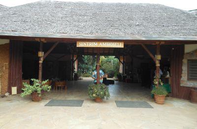 Lodge Sentrim Amboseli Camp