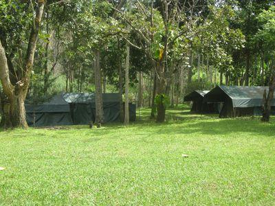 Camping Rweteera Safari Park Tourist Camping