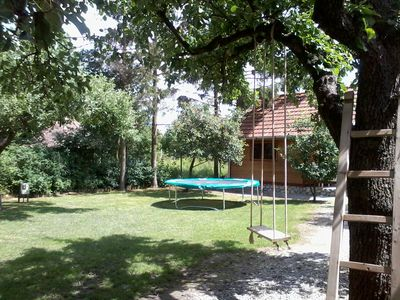 Camping Diófaház