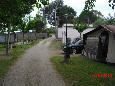 Camping l'Ombra