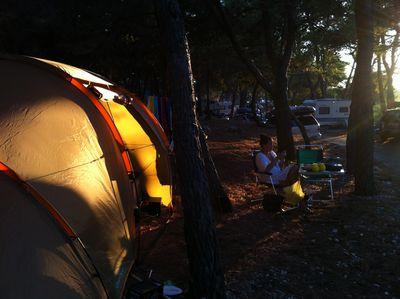 Camping Holiday Jelsa