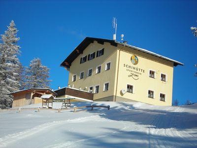 Pension Skihütte Zams