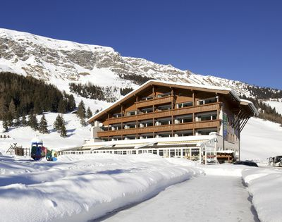 Hotel Hintertuxerhof