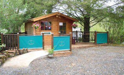 Camping Moulin de la Geneste