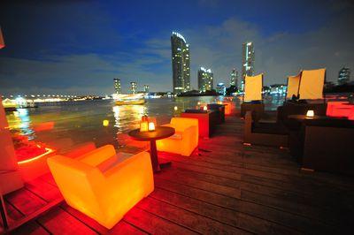 Hotel Ramada Plaza Bangkok Menam Riverside